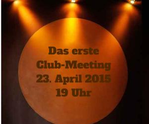 Das erste Club-Meeting Redeclub.de