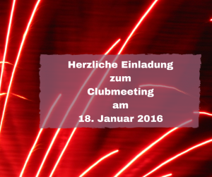 10. Clubmeeting Redeclub-München