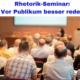 rhetorik-seminar