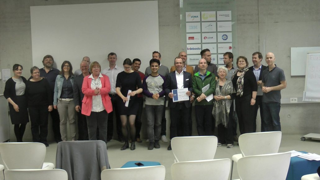 Toastmasters München Area-Konferenz