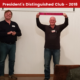 President's Distinguished Club - 2018