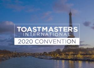 International Convention 2020 in Paris