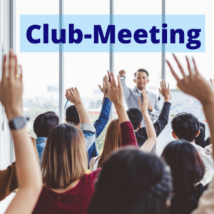 Club-Meeting – Redeclub-München @ Online-Meeting