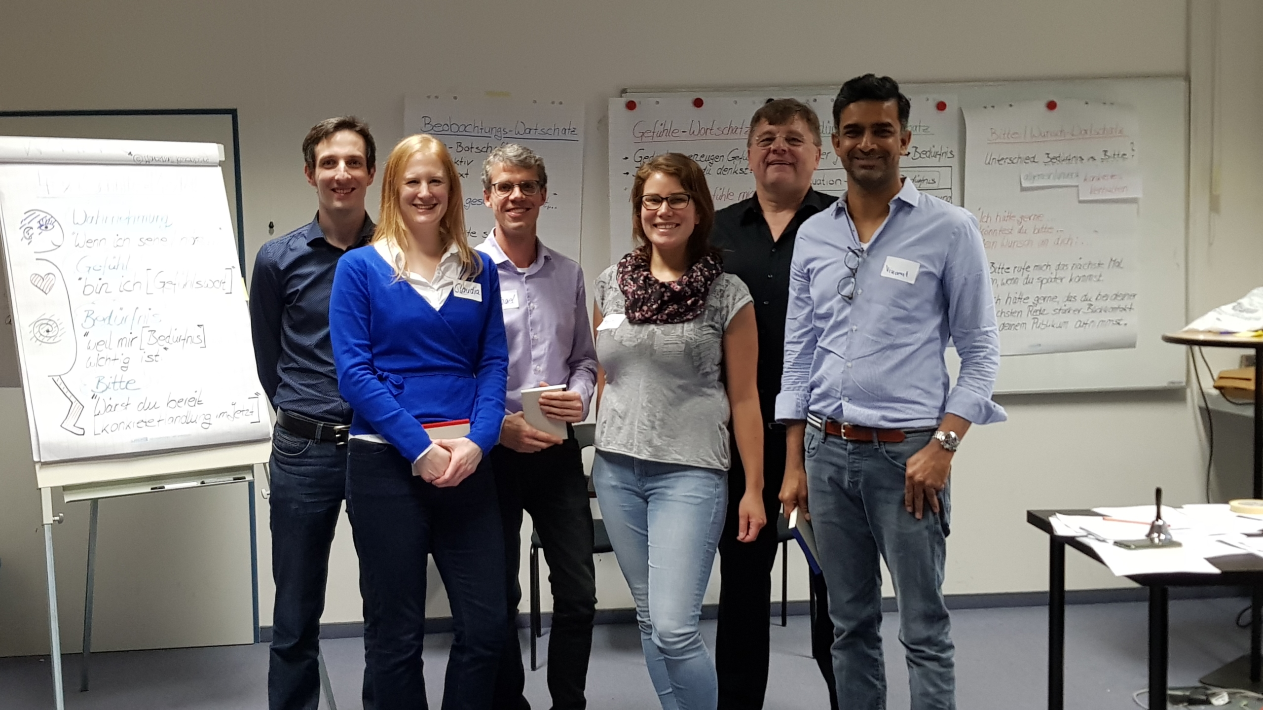 Workshop Bewertungsreden Referenten