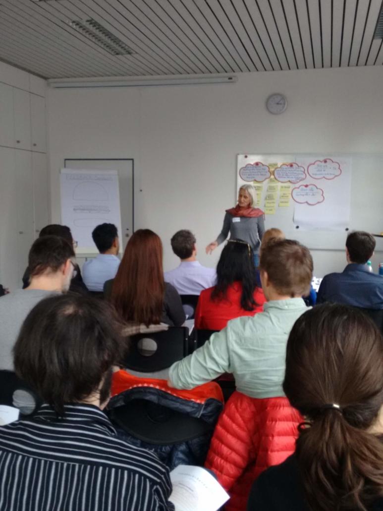 Workshop-Bewertungsreden